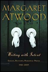 margaret atwood  moving targets  writing with intent  a reader    s    moving targets  writing   intent book cover