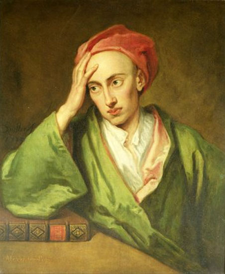 alexander pope essay of man summary Essay on man, epistle i [excerpt] - what would this man now upward will he  soar.
