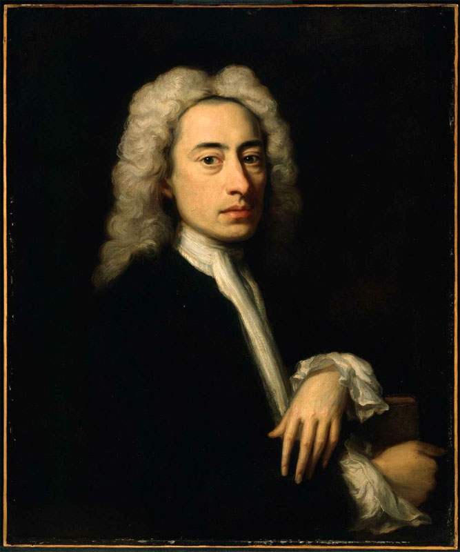 essay on a man alexander pope