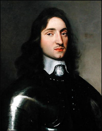Portrait of Thomas Fairfax, 3rd Lord Fairfax, by Robert Walker (before 1658)