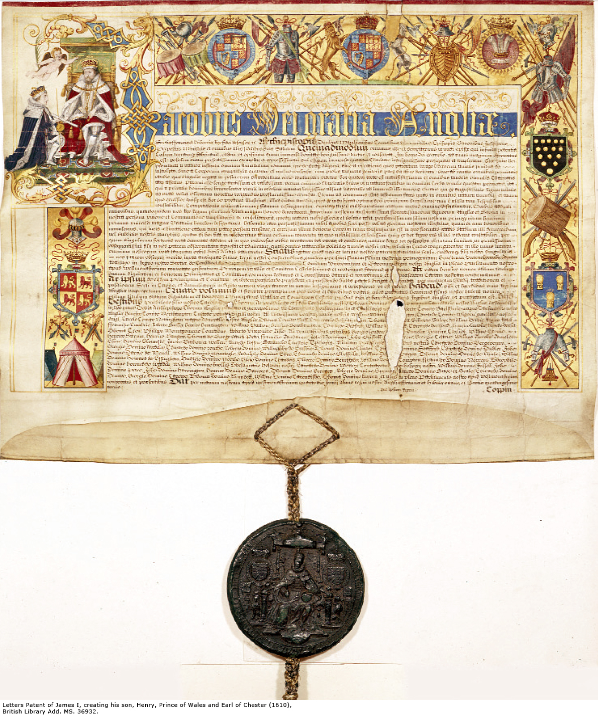 an analysis of king james of great britain Preface to pdf version of the king james holy bible in such sort, as the ambassadors and messengers of the great king of kings should be furnished.