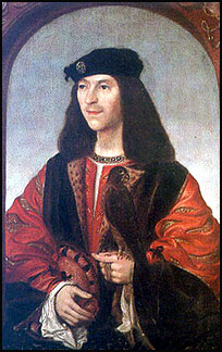 King James IV of Scotland James4