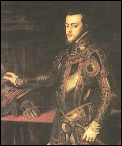 the life and times of philip ii of spain King philip ii king philip ii of spain played a major role in english history at the  timeline of philip of spain's life and  king philip married 4 times.