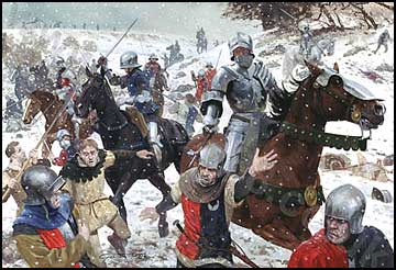 Wars of the Roses: The Battle of Towton (March 29, 1461)