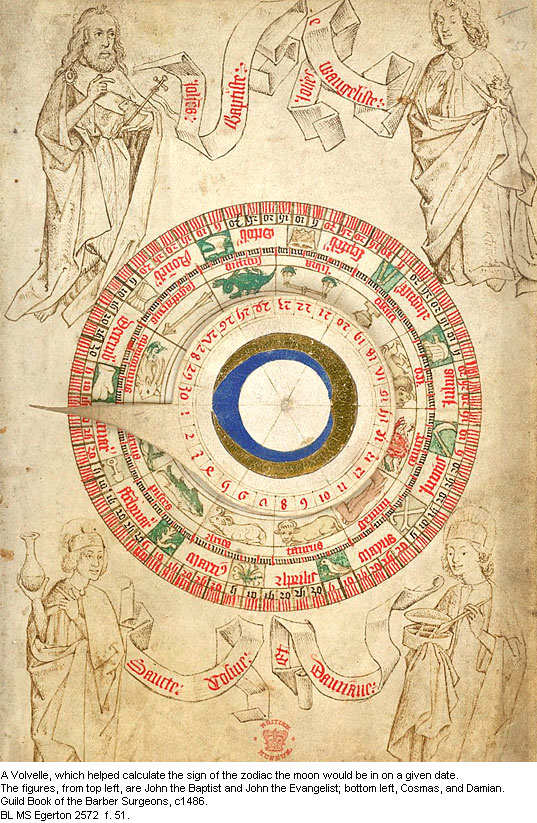 astrology in the middle ages
