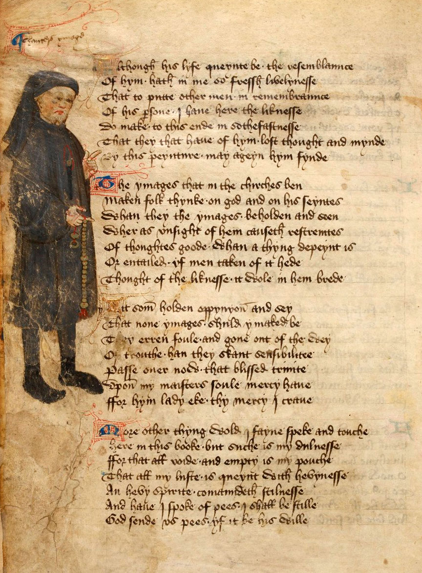 chauser essays Free canterbury tales papers, essays, and research papers  in the general  prologue, chaucer portrays the merchant as a respectable character however,.
