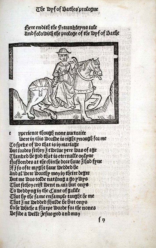 the wife of bath s prologue and tale in images chaucer s  wife