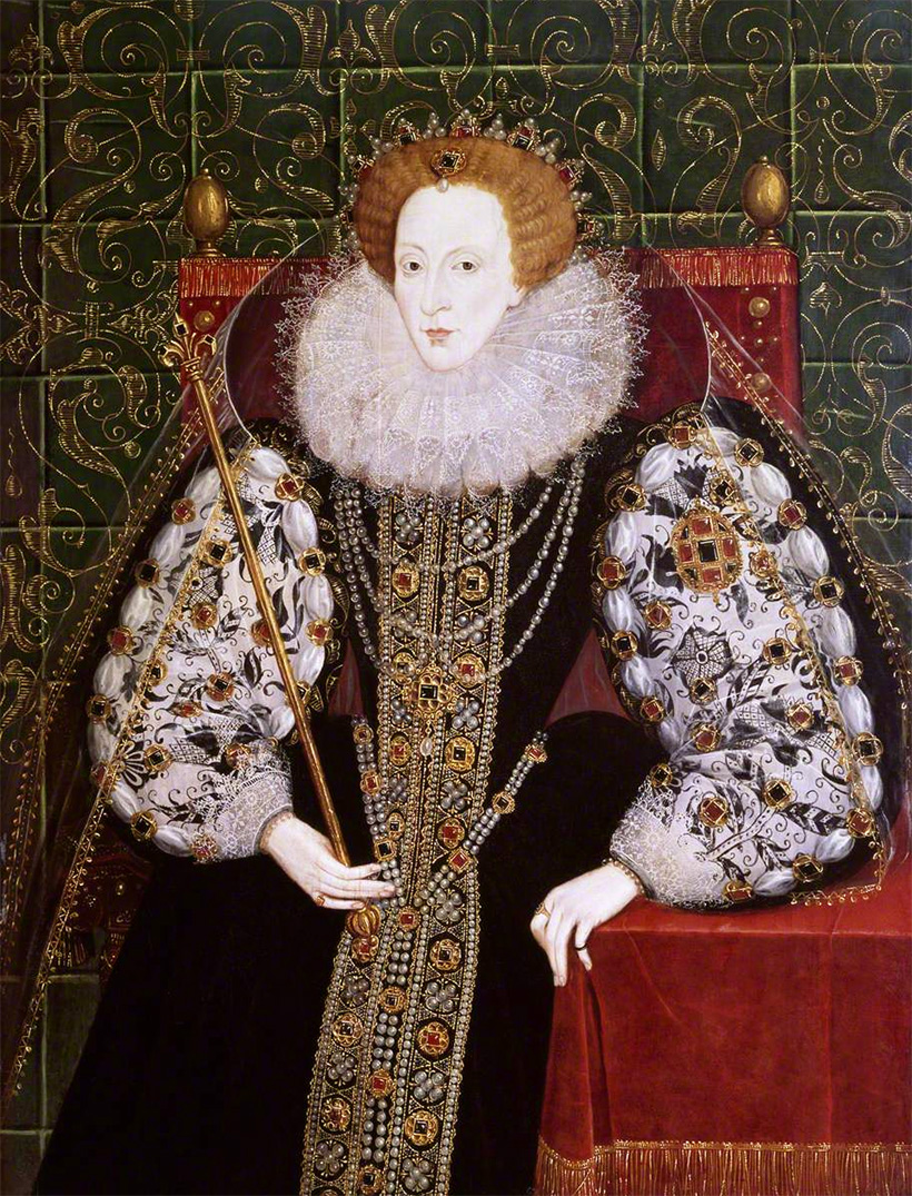 queen elizabeth younger pictures. Queen Elizabeth I, c. 1570.