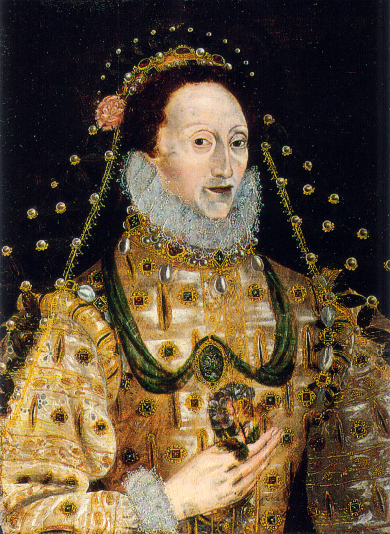 Queen Elizabeth I Portraits