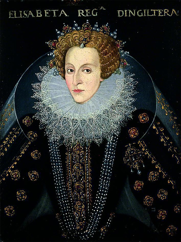 The Faces of Queen Elizabeth The First, Part 3: Portraits ...