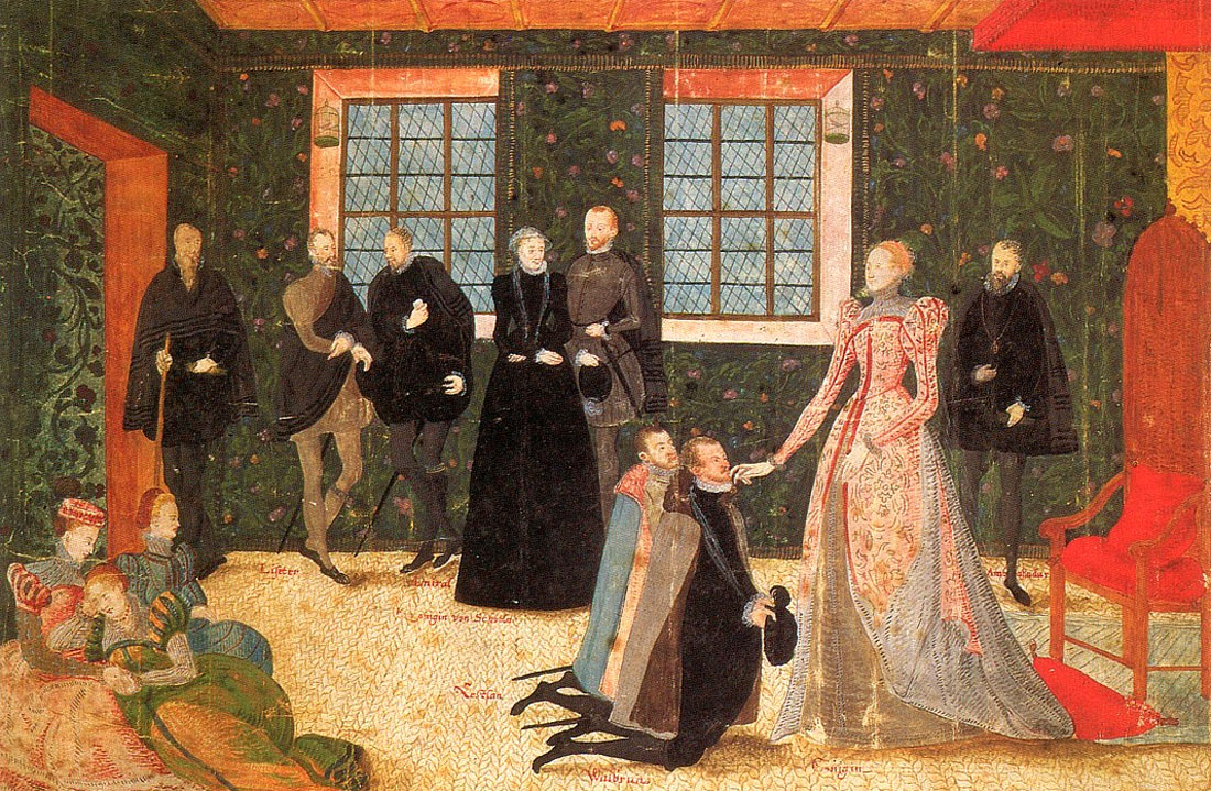 a biography and life work of elizabeth queen of england in 16th century Biographical information, overview of reign, texts, poetry, essays, articles, links,  and resources  elizabeth i, queen of england and ireland, born on sunday  the  political theory coincided with that of anglicanism in the 16th century   with the defeat of the spanish armada elizabeth's work was done,.