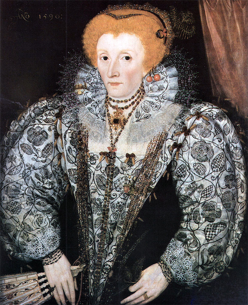 queen elizabeth 1 Elizabeth i, parliament, church and economy   in the reign of elizabeth it was called only  the queen used the church as a source of patronage.