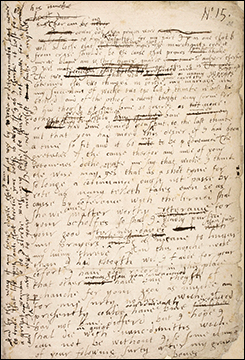 Facsimile of the manuscript