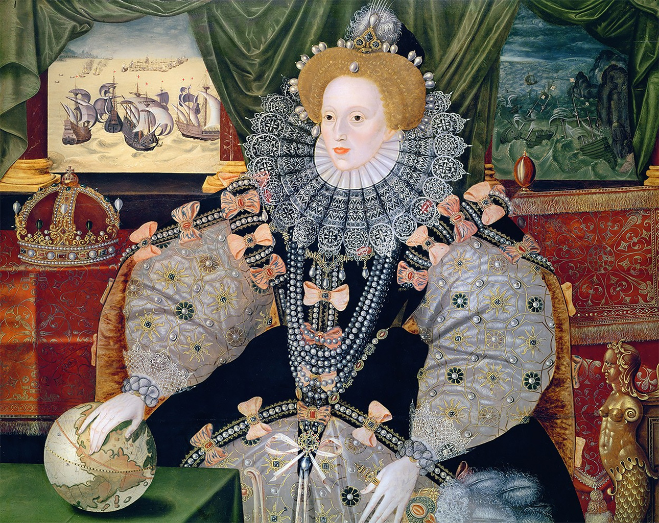 elizabeth i the greatest queen of Queen elizabeth ii is the reigning monarch and the 'supreme governor of the church of england' read the biography and learn all about her childhood, profile, life and timeline.