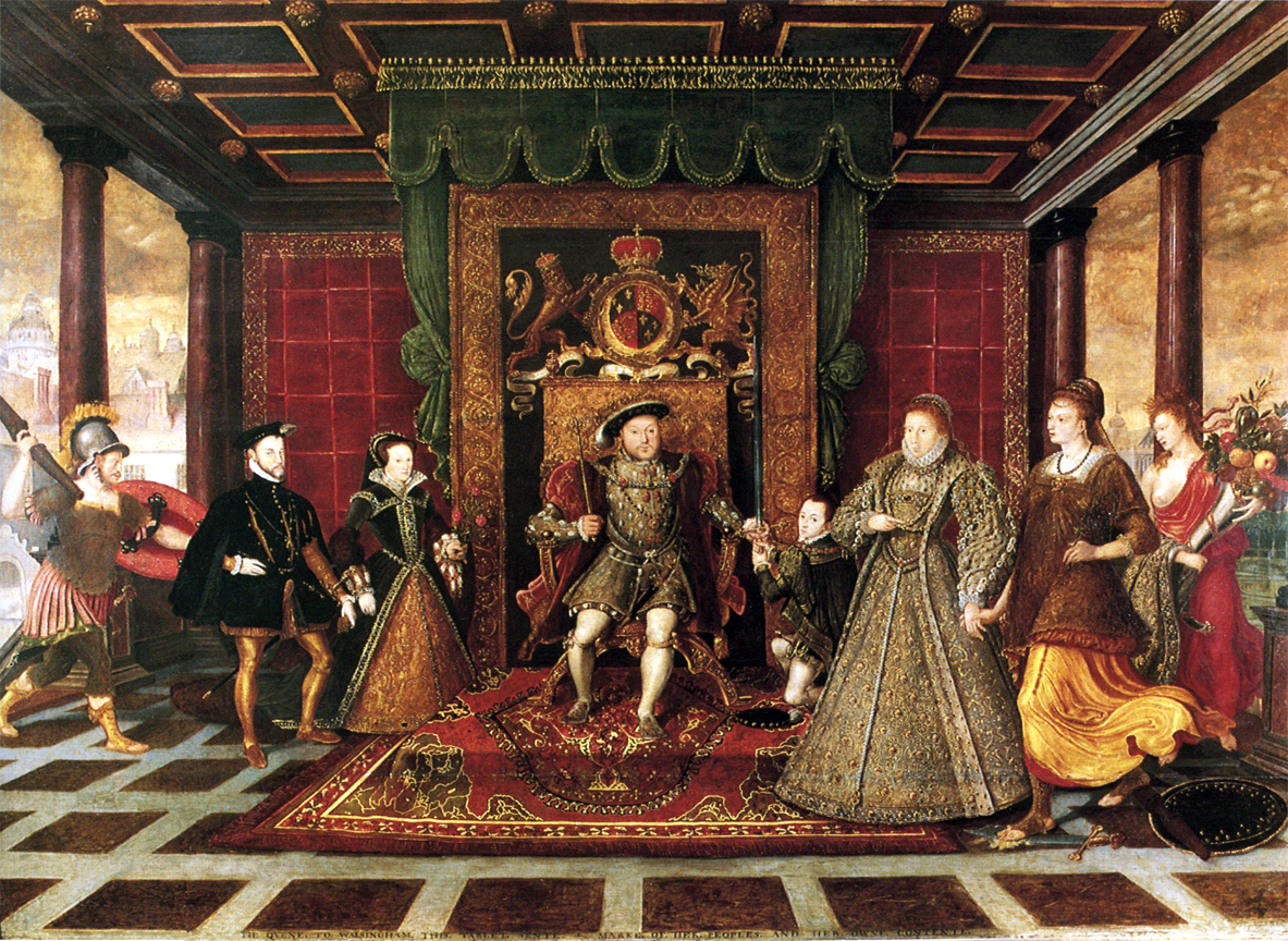 Tudor Succession Problems Essay