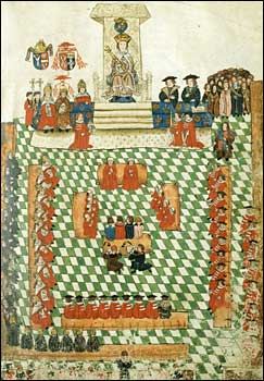 Henry VIII in Parliament
