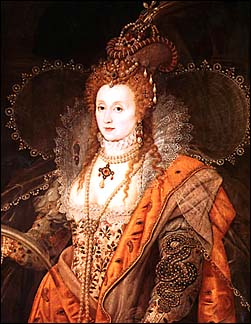 Elizabeth I, the 'Rainbow' portrait