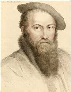Thomas Wyatt's poetry Essay